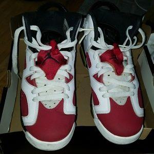Jordan Shoes - Carmine 6